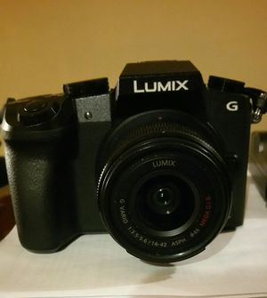 Panasonic Lumix G7 for Sale in St. Louis, MO