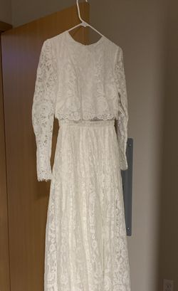 ASOS Grace Wedding Dress Size 4 for Sale in Federal Way,  WA
