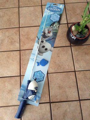 Shakespeare Disney Frozen Fishing Pole for Sale in Dublin, OH