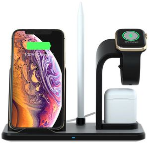 3in1 Wireless Charger Dock Stand Fast Charging For Apple iPhone Watch Airpods for Sale in St. Louis, MO