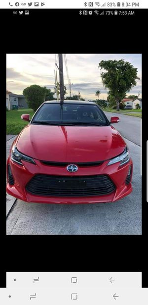 2015 Scion Hatchback Coupe 2D for Sale in Miami, FL