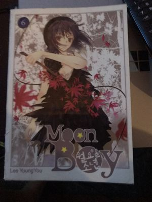 Anime Manga -Moon Boy- by Lee YoungYou for Sale in Long Beach, CA
