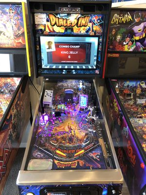 Dialed In! Pinball Machine for Sale in Land O' Lakes, FL