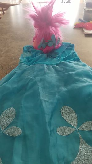 Trolls poppy costume that was never worn was bought last night for $50 selling at 35 for Sale in Tacoma, WA