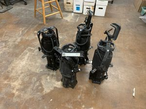 ETC Source Four stage photography studio lights 750w with brackets for Sale in El Mirage, AZ