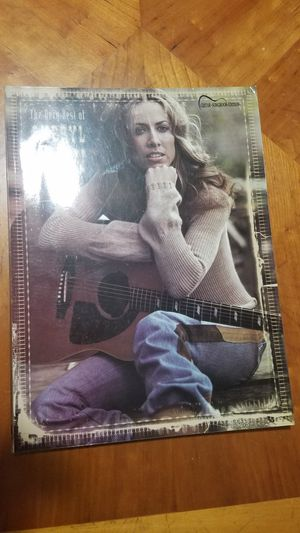 Sheryl Crow Music Book for Sale in Everson, WA