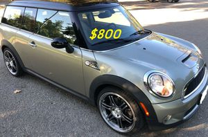 🎁💲8OO For sale URGENTLY 2OO9 Mini cooper . The car has been maintained regularly 🎁v for Sale in Long Beach, CA