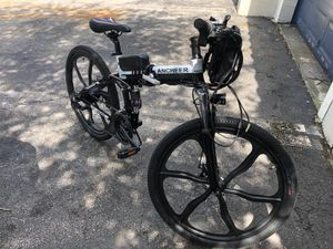 Ancheer electric bike NEW bicycle for Sale in Miami, FL