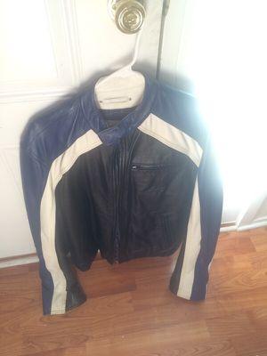 Motorcycle Jacket - Wilson Leather for Sale in Flat Rock, MI