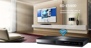 Samsung 3D wifi blu ray player for Sale in Vienna, VA