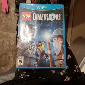 Wii U Lego Dimensions for Sale in Streamwood, IL