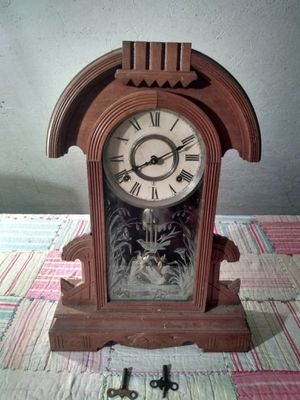 E. Ingraham Mantel Clock, Antique Early 1900's for Sale in Nashville, TN