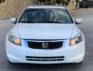 2008 honda accord leather for Sale in Portland, OR