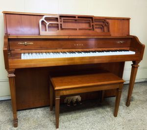 2001/M500 Yamaha professional studio upright piano/free delivery!! for Sale in Gardena, CA