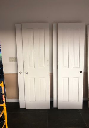 Solid wood doors for Sale in Rockport, MA
