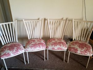 Provencal-style set of four dining chairs. for Sale in Orlando, FL
