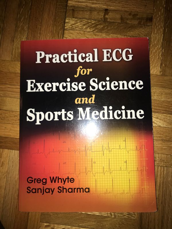 Textbook for applications for human performance course