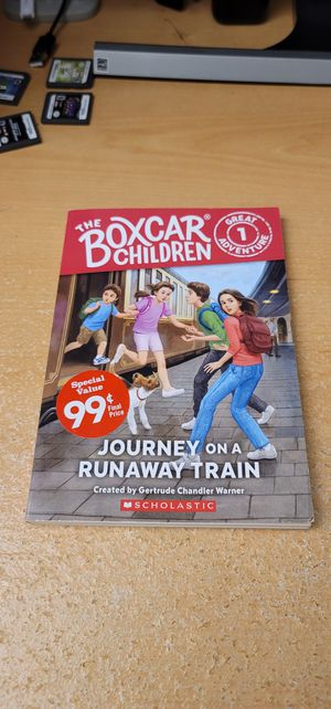 The Boxcar children, Journey on a runaway train for Sale in Queens, NY