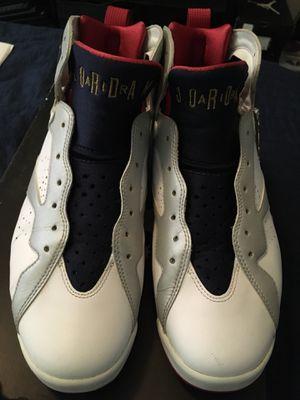 Air Jordan 7 Olympic (2012) for Sale in Tampa, FL