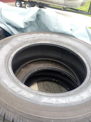 Copper discover htp tires for Sale in Indianapolis, IN