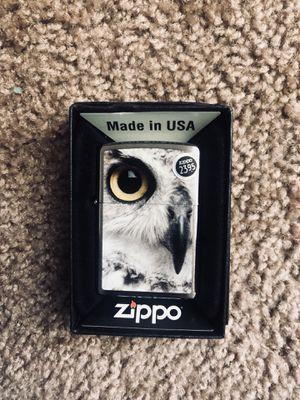 Owl zippo for Sale in Fresno, CA