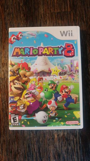 Mario party 8 for Sale in San Diego, CA