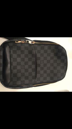 Louis Vuitton Sling Bag Black Damier (Both Genders) for Sale in North Las Vegas, NV