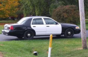 2010 Ford Crown Vic Police Interceptor for Sale in Greenfield, IN