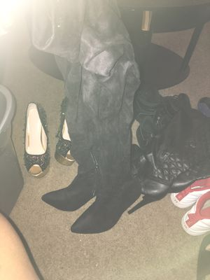 Heels/boots for Sale in Clinton Township, MI