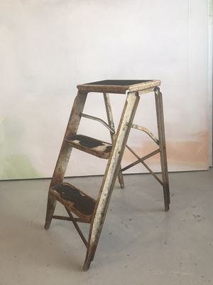 Decorative Vintage Step Stool for Sale in Brooklyn, NY