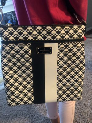 Kate spade new one time used very clean for Sale in Herndon, VA