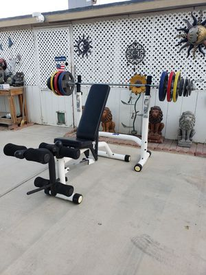 Weights Read entire post for Sale in Ontario, CA
