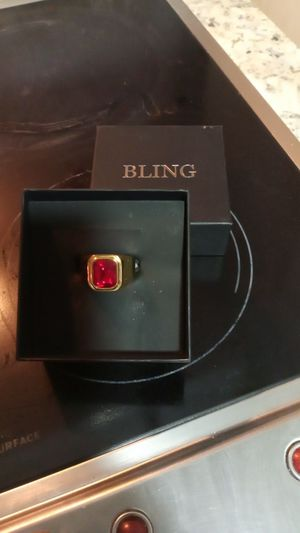 Bling and Co, Ruby set in gold¡ for Sale in Las Vegas, NV