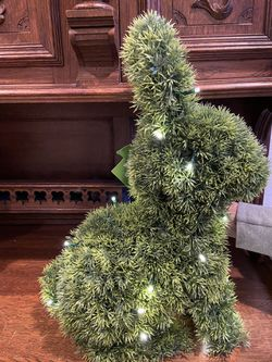 LIGHTED TOPIARY PETS FOR HOME / PATIO - BRAND NEW for Sale in Allen,  TX