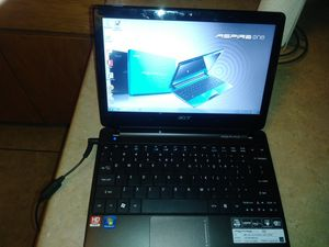 Laptop works great comes with charger for Sale in Stockton, CA