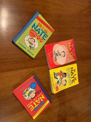Big NATE books for Sale in Pasadena, CA