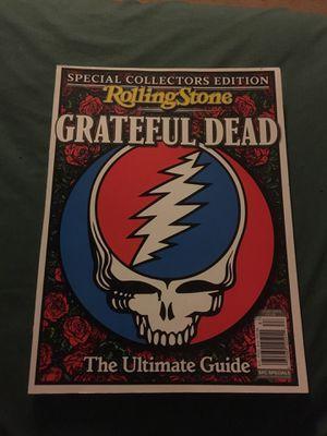 Grateful Dead Rolling Stone Magazine for Sale in Palm Bay, FL