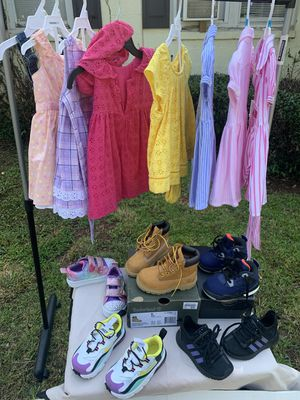 Gently Used Girl's Clothing & Shoes for Sale in Atlanta, GA