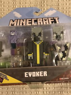 Minecraft Evoker Toy Brand New for Sale in Vancouver,  WA