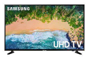 """TV Smart Televisor Samsung 55"""" LED 4K UHD TV HDR UN55NU6900F for Sale in Miami, FL"""