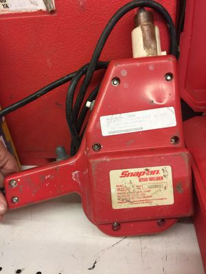 Snap on stud welder ! With case for Sale in Orlando, FL