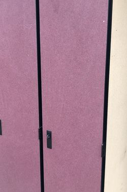 Storage Lockers. Heavy, Sturdy, Attractive, Pair for Sale in Puyallup,  WA