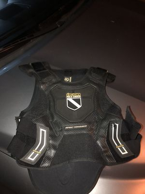 icon motorcycle vest for Sale in Riverside, CA
