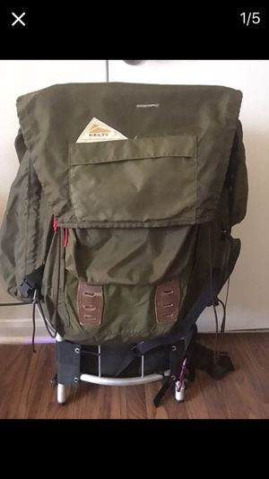 Kelty camping backpack for Sale in Raleigh, NC