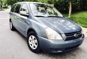"""Only $4300 ! 2006 Kia Sedona """""""""""" DVD """""""" & Screen """"""""LOW Miles for Sale in Silver Spring, MD"""