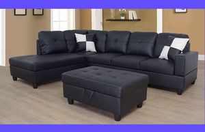 Brand new sectional sofa couch for Sale in Blue Island, IL