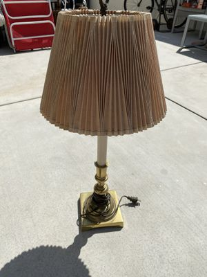 Antique Small Lamp (Rose Gold) for Sale in West Covina, CA