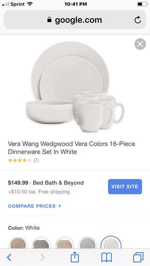Vera Wang tableware for Sale in West Palm Beach, FL
