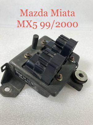 OEM Ignition Coil Pack for 99-00 Mazda Miata MX-5 MX5 HANSH/N DS-500 for Sale in San Antonio, TX