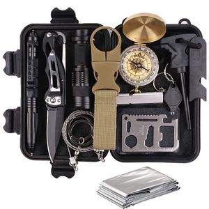 Survival Gear and Equipment 13 in 1, Christmas Stocking Stuffers Birthday Fishing Gifts Ideas for Men and Women, Cool Stuff Camping Survival Kit for Sale in Corona, CA
